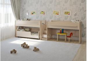 <span>Трехъярусная кровать</span> Легенда 23.5